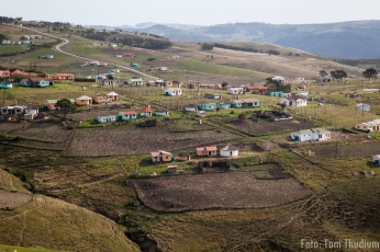 Siedlung eastern cape