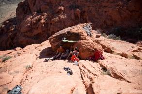 Calico Basin, Red Rocks, Nevada, USA