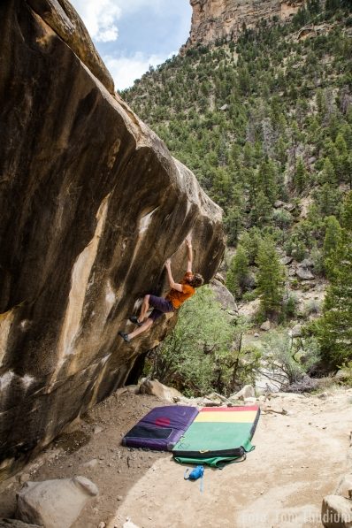 Will's on fire V6